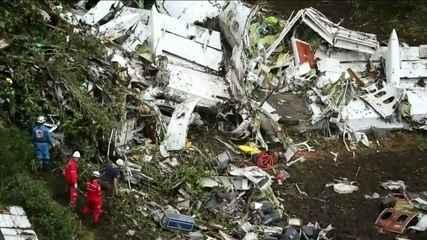 Plano de voo revela que avião da LaMia não tinha combustível suficiente para imprevistos