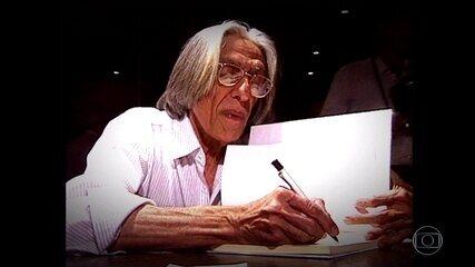 Morre o poeta, escritor e teatrólogo maranhense Ferreira Gullar, no Rio