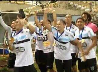 Sparta vence o Colinas e se consagra campeão da Segundona 2016