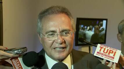 Renan diz que, no que depender dele, Senado vota abuso de autoridade