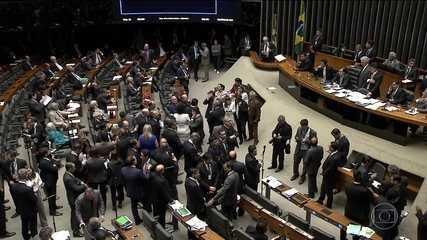 Câmara aprova renegociação da dívida dos estados com a União