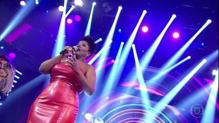 Vanessa Jackson relembra sucessos de Whitney Houston