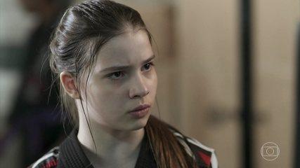 Manuela briga com Joana por causa de Toninho