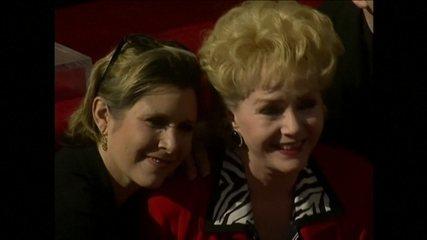 Debbie Reynolds, mãe de Carrie Fisher, morre aos 84 anos, um dia depois da filha