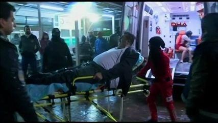Pelo menos 35 pessoas morrem em atentado em casa noturna de Istambul