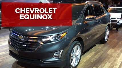 G1 mostra o Chevrolet Equinox, que deve chegar ao Brasil em 2017