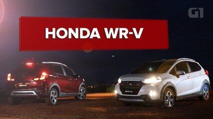 Honda WR-V: conheça os detalhes em vídeo
