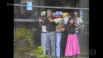 Chico já trocou de lugar com um dos reféns durante assalto a banco em Recife