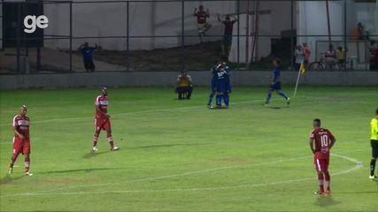 Altos vence CRB por 2 x 0 e avança de fase na Copa do Brasil 2017