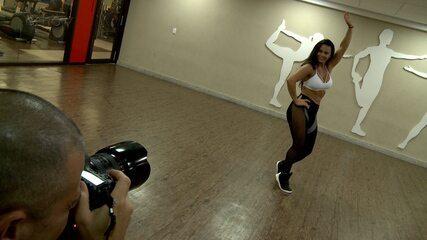 Viviane Araújo ensina passos de dança para o Carnaval: preste atenção em tudo para fazer bonito!
