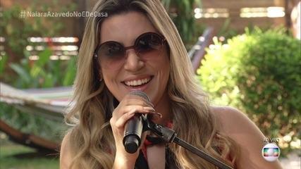 """Naiara Azevedo canta sucesso """"Ex do Seu Atual"""""""