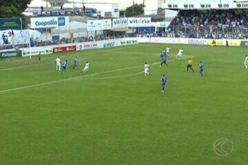 URT empata com Cruzeiro e segue no G-4 do Mineiro