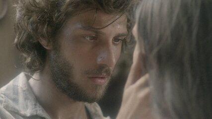 Conheça ainda mais da história de Anna e Joaquim, papel de Chay Suede