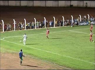 Gurupi vence o Rio Branco-AC por 2 a 0 e se classifica na Copa do Brasil