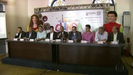 Olinda recebe 2,3 milhões de visitantes durante o carnaval