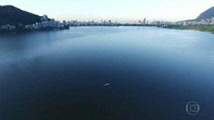 Trilha de baixa dificuldade a partir do Parque da Catacumba mostra bela vista da Lagoa Rodrigo de Freitas