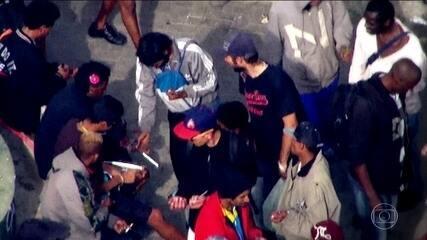 Documentário da Fiocruz mostra que há diferentes padrões de uso do crack