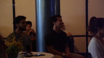 Thiago Martins, Mariana Santos e Mateus Solano comentam expectativa para 'Pega Pega'