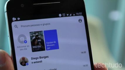 Facebook Messenger: como usar o recurso My Day