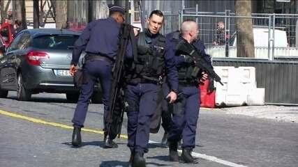 Explosão no escritório do FMI em Paris deixa 1 ferido