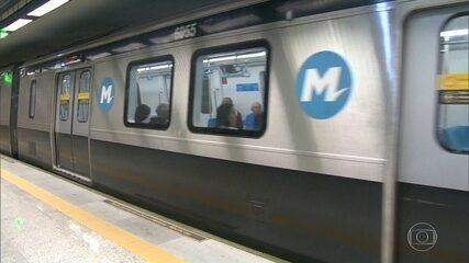 Metrô faz primeira viagem direta entre a Barra da Tijuca e a Tijuca