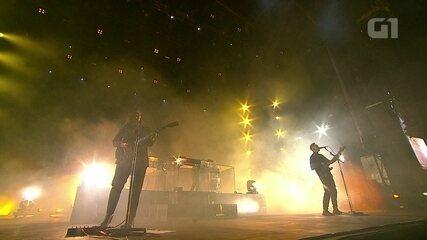 "Confira música ""Crystalised"", da banda The XX, no Lollapalooza 2017"