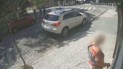 Motorista é abordada e sofre sequestro relâmpago em Santos
