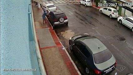 Administradora sofre sequestro-relâmpago em Vila Velha, ES