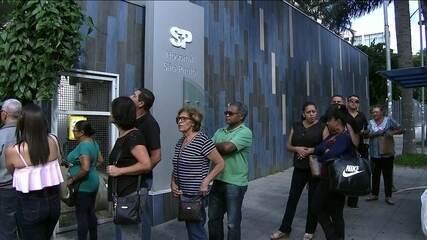 Hospital São Paulo suspende cirurgias e pacientes precisam comprar medicamentos