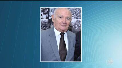 Ex-governador Bona Medeiros morre aos 86 anos de parada cardiorespiratória