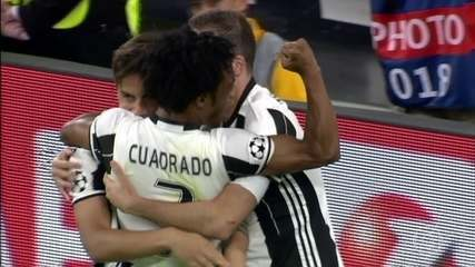 Os gols de Juventus 3 x 0 Barcelona pela semifinal da Liga dos Campeões