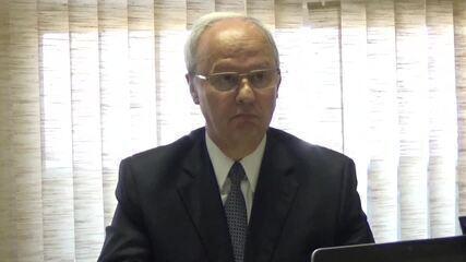 Valter Lana relatou ao MP como foi a suposta reunião com Carlito Merss para doação de R$ 300 mil à campanha de Ideli Salvatti