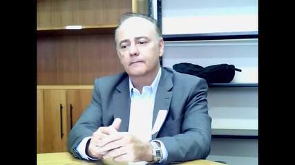 Alexandre José Lopes Barradas fala sobre ligação com Marconi Perillo