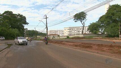 Prefeitura de Ribeirão Preto dá prazo para construtora retomar duplicação de avenida