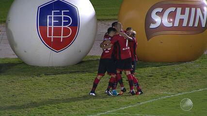 GOL! André Lima empata para o Vitória 1 x 1 Conquista