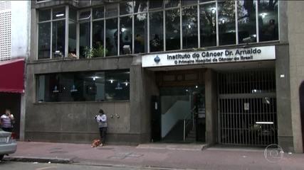 Novas consultas são canceladas em hospital de referência no tratamento de câncer em SP