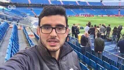 Assista ao vídeo e saiba tudo sobre Real Madrid x Atlético de Madrid