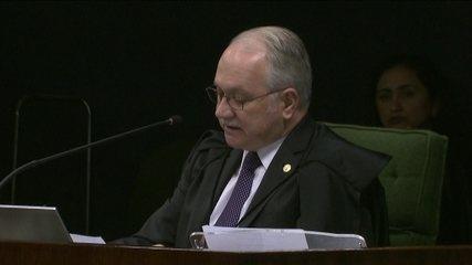 Veja como votaram os ministros Fachin e Toffoli no caso de José Dirceu