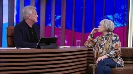 Rita Lee revela que as melhores músicas que fez foi quando estava alterada
