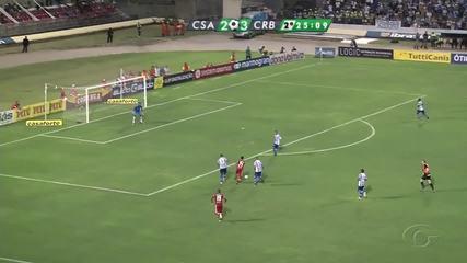 CRB vence o CSA por 3 a 2 e conquista o título do Alagoano; veja os melhores momentos