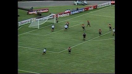 Bahia vence Sport por 3 x 1 na final e conquista título da Copa do Nordeste de 2001
