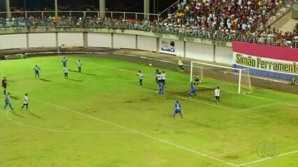 Interporto vence o Sparta por 2 a 0 e agora é tetracampeão tocantinense