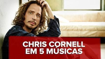 Relembre obra no Soundgarden, Audioslave, Temple of the Dog e carreira solo em 5 músicas mais marcantes