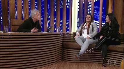 Maiara e Maraisa falam sobre influência feminina na composição de suas músicas
