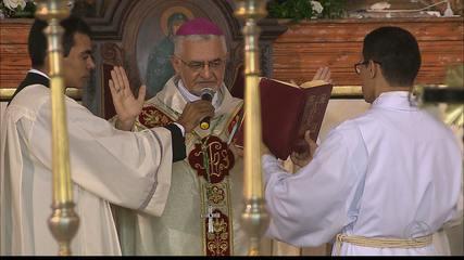 Dom Delson é empossado na Arquidiocese da Paraíba