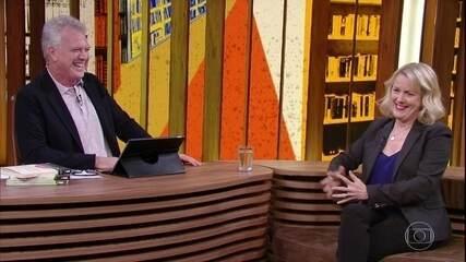 Jojo Moyes revela teste engraçado que faz com seus personagens