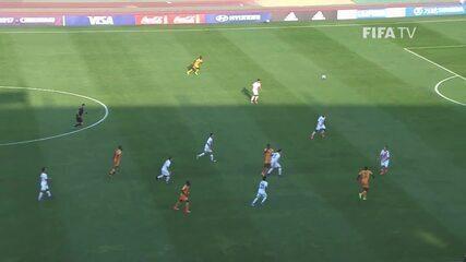Melhores momentos de Costa Rica 1 x 0 Zâmbia pelo Mundial sub-20