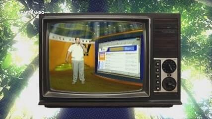 Parte 3: Diego Araújo mostra tudo o que tá bombando na internet