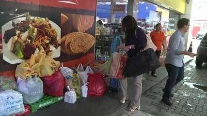 Instituições e voluntários arrecadam donativos para vítimas de chuvas em Pernambuco