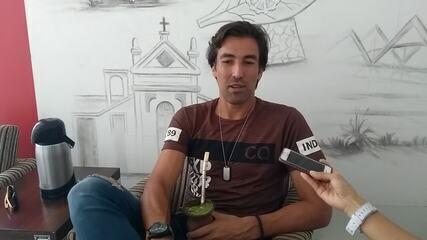 Gaúcho e fã de churrasco e chimarrão, Leandro Kível conta que adora culinária nordestina